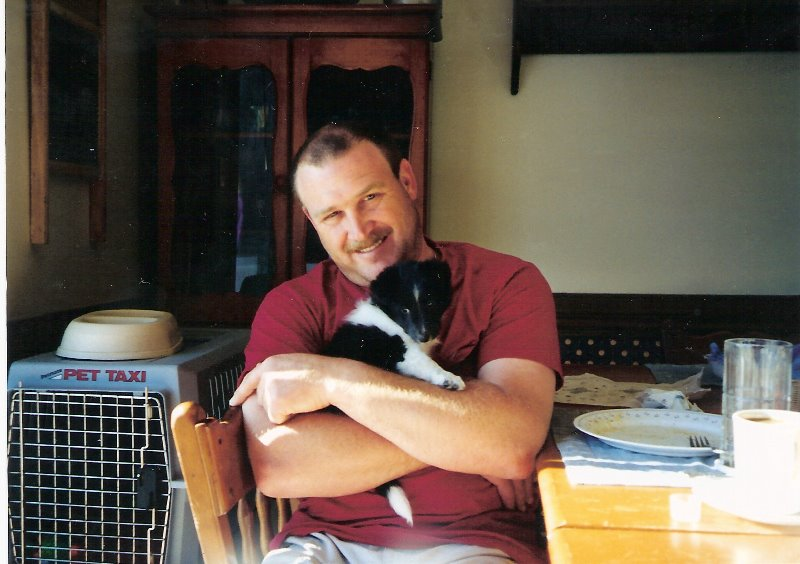 1998-june-david-with-a-shgeltie-puppy-we-were-keeping-named-oreo