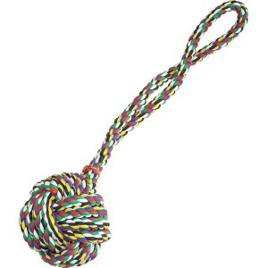 Zanies Monkey's Fist Knot Rope Toys 3.99 & 9.99